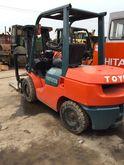 Toyota diesel forklift 7FDJ35 ,