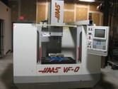 HAAS VF-0 Vertical Machine Cent