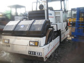 XCMG  used 2010 ycz12 road roll