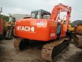 HITACHI EX120-2 tracked excavat