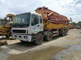 Sany pump truck 42 meters