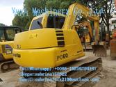 Used KOMATSU PC60-7