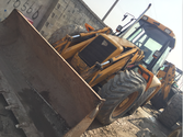 Used JCB 4CX backhoe