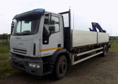 Used IVECO ML180E28 CBT199 util