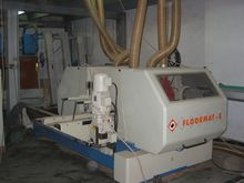 Double head profiling machine f