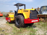 Used CA30D COMPACTOR
