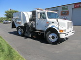 1999 TYMCO 600  sweeper low mil