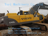 Used Volvo EC460BLC