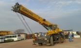 Used Crane HRT Grove