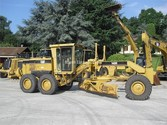 2007 CAT 140H VHP PLUS