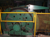 Used CIR 5' SINGLE DRUM MINE HO