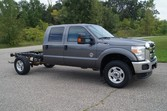 2014 Ford F350 XLT – Cab Chassi