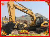 tracked excavator 330C Made in
