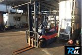 2004 TOYOTA COUNTER FORKLIFT BA