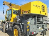 Used 2007 GROVE RT53