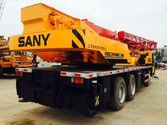 2012 Sany Truck Crane 25 ton