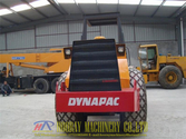 CA25D used Dynapac Road Roller