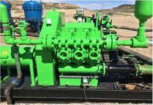 Tulsa Rig Iron TT-560 Triplex P