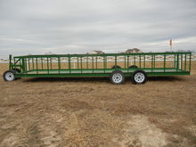 Used Hay Wagons for sale  New Holland equipment & more | Machinio