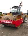 Used Dynapac CA30D roller with