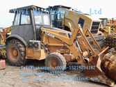 Used Case 580M Backh