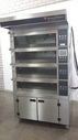 Used Deck oven WP Ma