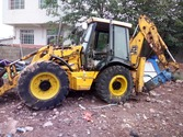 Used Made In UK JCB