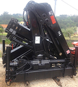 Used 2002 HIAB 195-3 Loader Cra