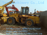 Caterpillar 938F wheel loader