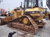 Used CAT D5M Bulldoz