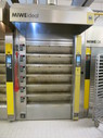 Miwe Ideal R 1200/6R deck oven
