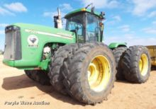 Used Tractor for sale in Clovis, NM 88101, USA  John Deere
