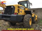 Used Wheel loader WA
