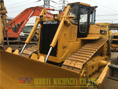D6H used caterpillar bulldozer