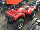 Hisun 400 ATV Red 4x4