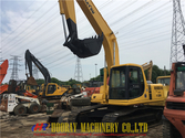 PC200-6 used tracked excavator