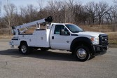 2012 Ford F550 XL – 22ft Crane