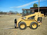 2000 Caterpillar 236 skid steer