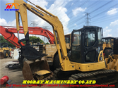 Komatsu PC55 used tracked excav