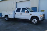 2008 Ford F450 Lariat – 4WD 6.4