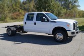 2011 Ford F350 XL – Cab Chassis