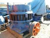 Used Symons 10.63 Cone Crusher