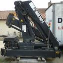 2003 HIAB 200 C3 Crane