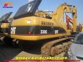 330C used tracked excavator Cat