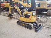 Used CAT 301.5 Mini