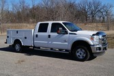 2012 Ford F350 XLT – 4WD 6.7L D