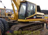 325B used tracked excavator Cat