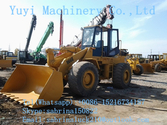 CATERPILLAR 966E WHEEL LOADER