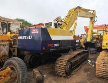 Used Komatsu PC 200-5 Excavator for sale | Machinio