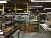 Used 1987 Bobst SP126-BMA diecu